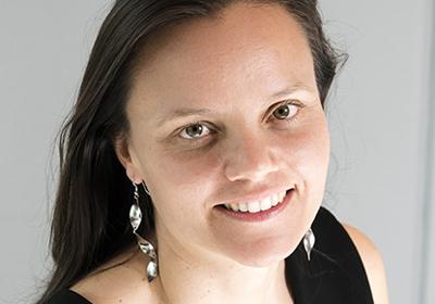Leslie Gonçalves, architecte DPLG – co-gérante Seuil architecture, agence d'architecture à Toulouse