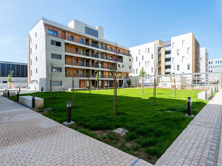 Abricoop, dans le carré de l'habitat participatif de la Cartoucherie à Toulouse