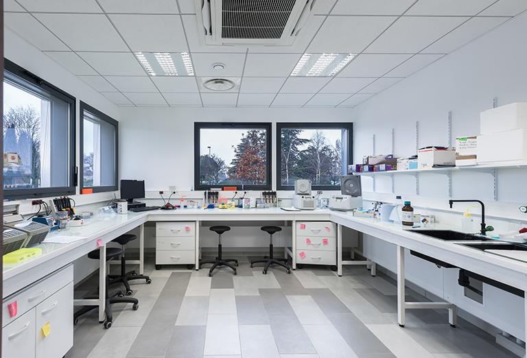 laboratoires hqe
