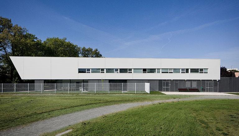 une architecture moderne au service de l'apprentissage