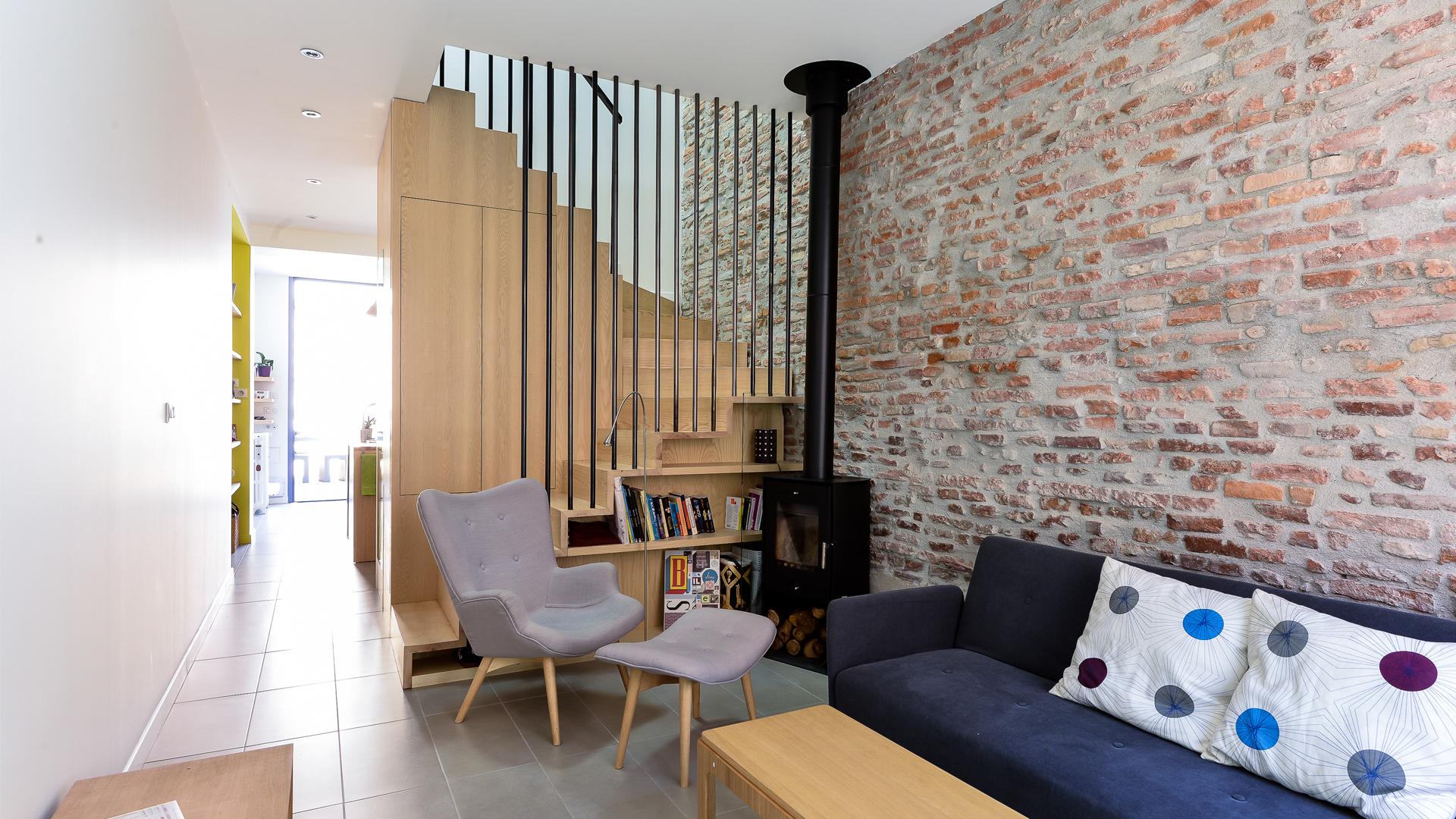 Design adapter le mobilier et optimiser l 39 espace for Cuisines design industries saint philbert de bouaine