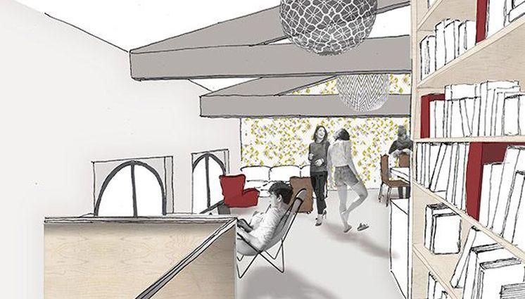 Le centre La Mounède propose des logements étudiants en colocation