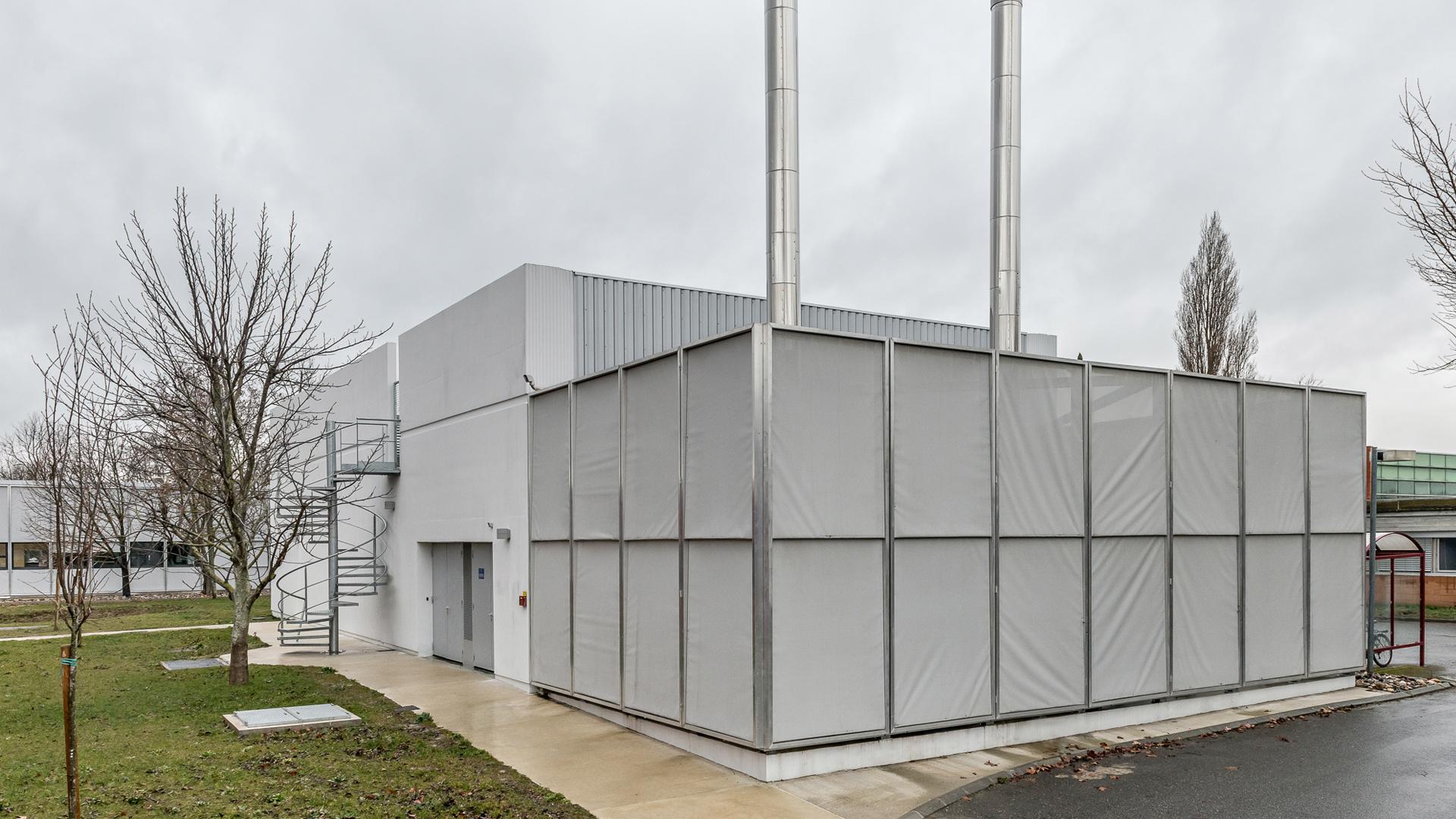 Data center de l'Institut national de la recherche agronomique (Inra) à Auzeville - Architectes : Seuil architecture - Toulouse