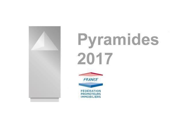 Logo du Prix Pyramides 2017
