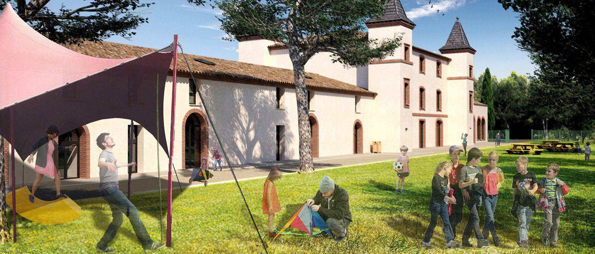 Seuil-architecture-rehabilitation-chateau-Mounede-slid1
