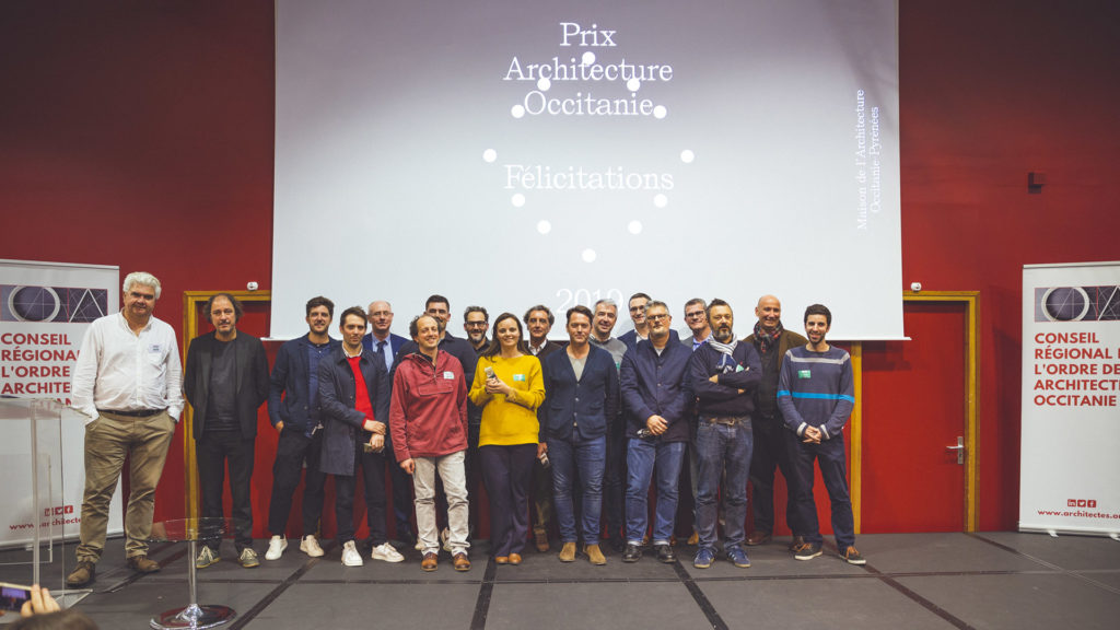 Remise des Prix Architecture Occitanie 2019